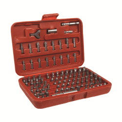 100 PIECE SECURITY TOOL KIT