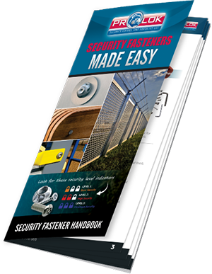 Security Fasteners Handbook